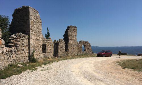 Velebit Ruine