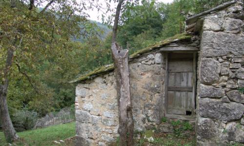 Verlassene Dörfer